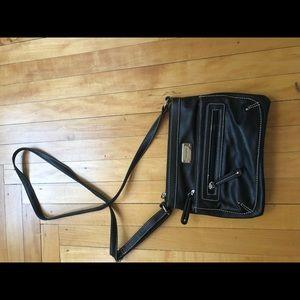 Black Nine west crossbody bag